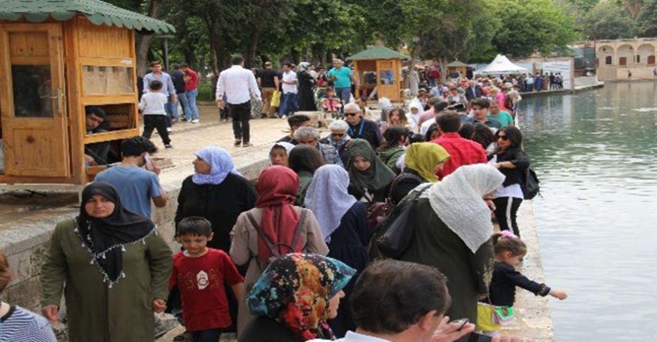 Şanlıurfa'da turizmde hedef 1 buçuk milyon turist