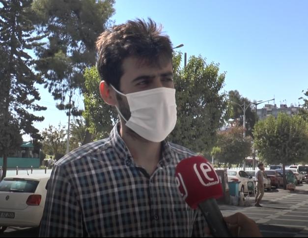 Şanlıurfa'da vatandaşlar aşılamaya nasıl bakıyor(videolu)