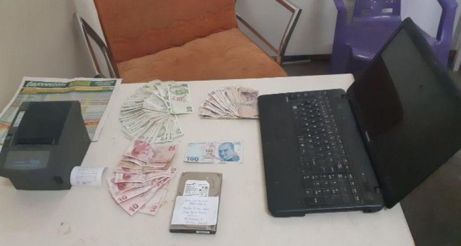 Şanlıurfa'da yasa dışı bahis operasyonunda 4 gözaltı