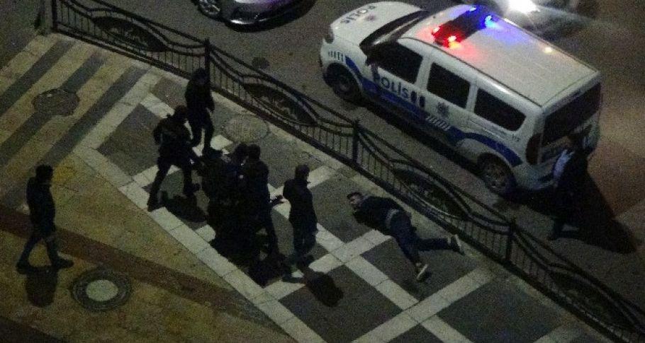 Şanlıurfa'da yılın ilk kavgası: 2 yaralı, 4 gözaltı