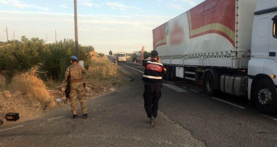 Şanlıurfa'daki asker kazasının ardından... 1 Jandarma Uzman Çavuş şehit oldu.