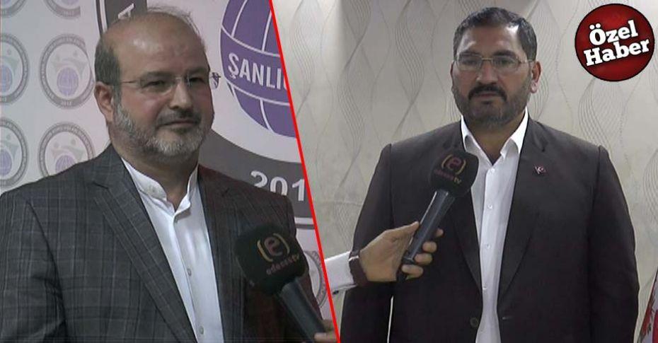Şanlıurfa'daki STK'lardan erken seçim ile ilgili açıklama