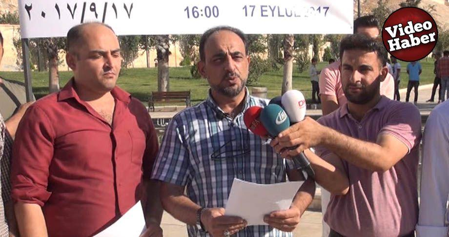 Şanlıurfa'daki Suriyeliler, protesto düzenleyecek