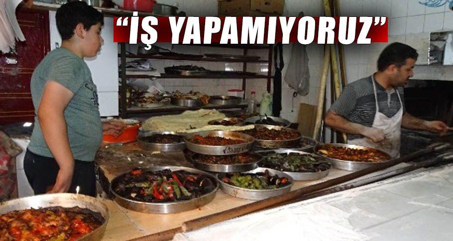 Şanlıurfalı fırıncıların 'yöresel yemek' isyanı