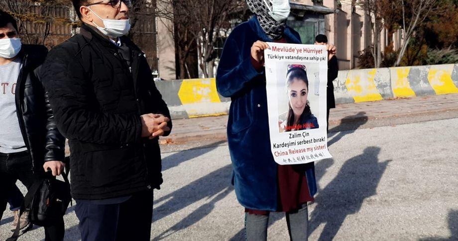 Şanlıurfalı isimden Uygur Türklerine destek