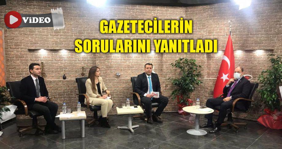 Şanlıurfalı Vekil Gülpınar'dan flaş İl Başkanlığı açıklaması!
