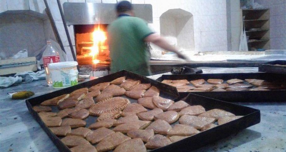 Şanlıurfa'nın bayram lezzeti 'külünçe'