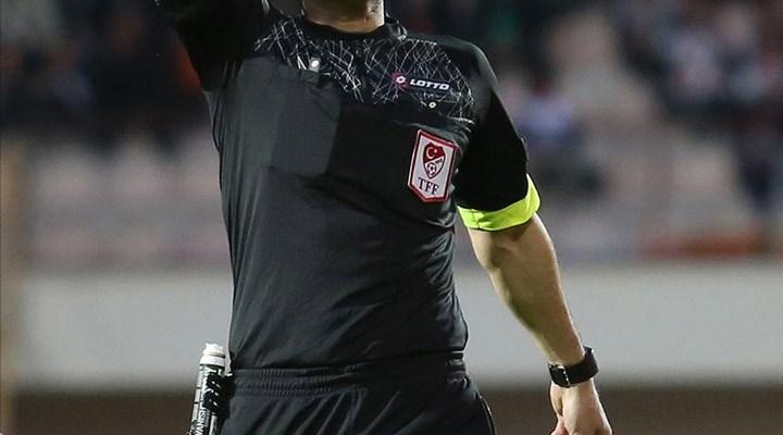 Şanlıurfaspor-Ankara Demir maçının hakemi belli oldu