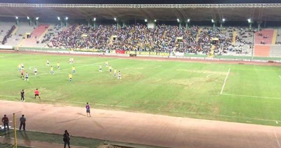 Şanlıurfaspor, 11 Nisan'a 3-0'la 'merhaba' dedi