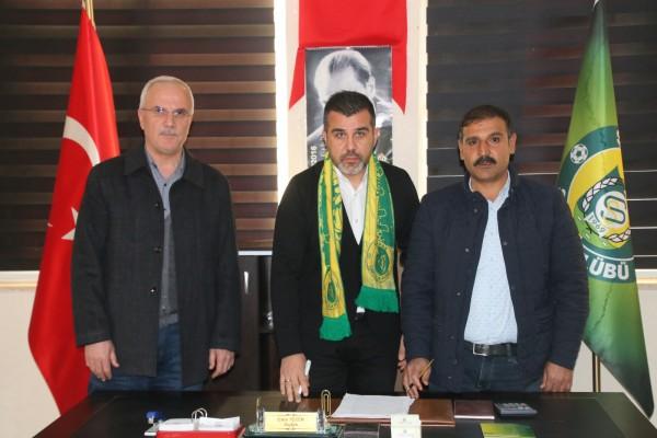 Şanlıurfaspor'da yeni teknik direktör belli oldu