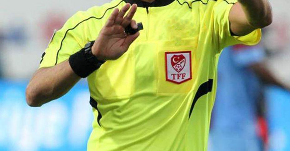 Şanlıurfaspor Kırklarelispor maçının hakemi belli oldu