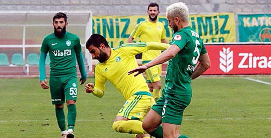 Şanlıurfaspor Kırklarelispor maçının kombineleri iptal edildi!