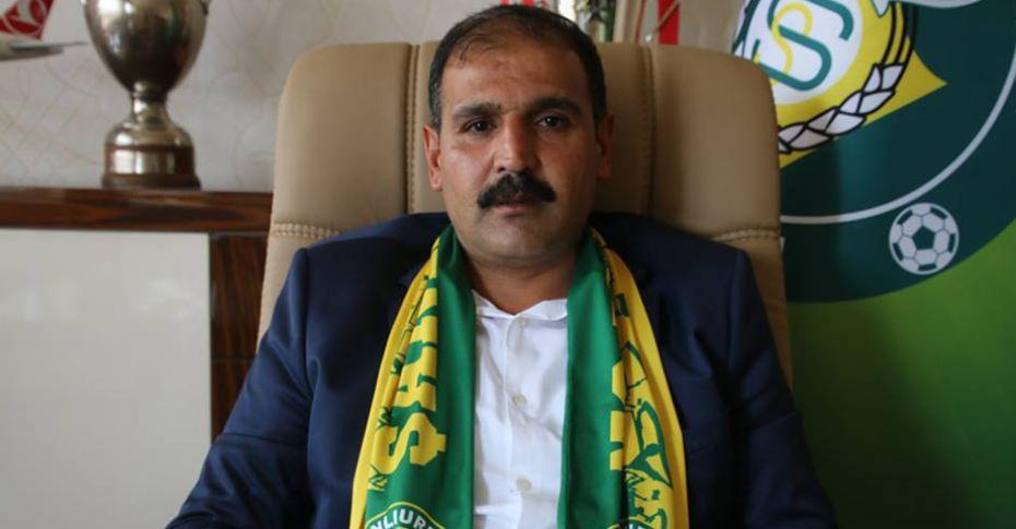 Şanlıurfaspor Kulüp Başkanı serbest bırakıldı