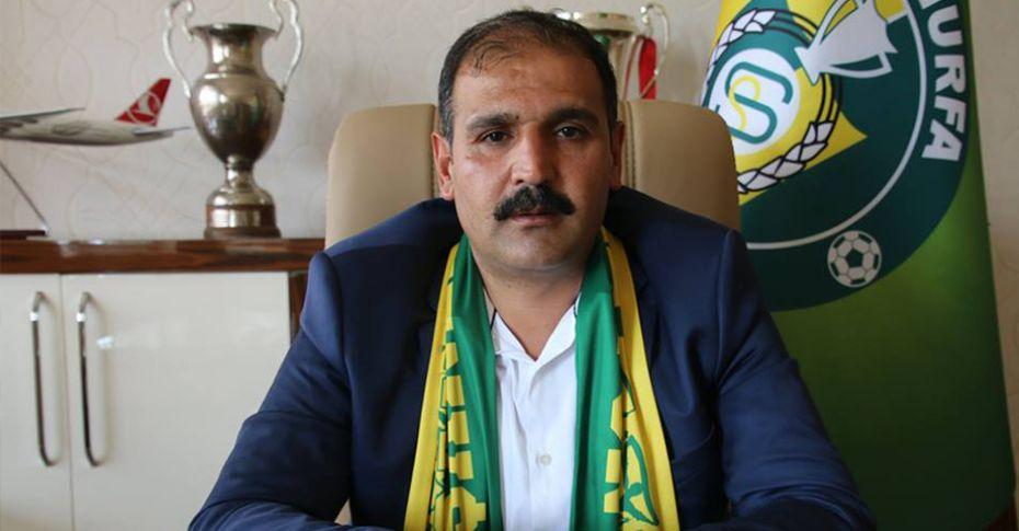 Şanlıurfaspor Kulüp Başkanı Yetim'den Gazeteciler Günü mesajı