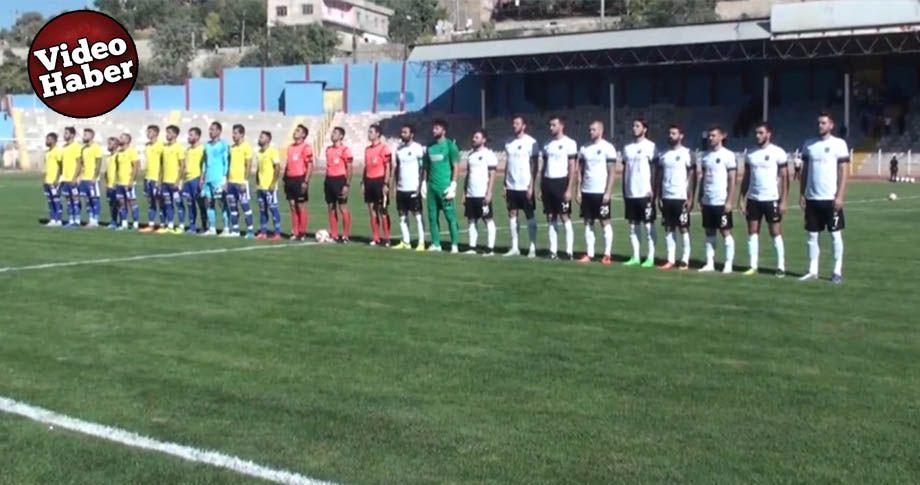 Şanlıurfaspor Nazilli Belediyespor maç özeti