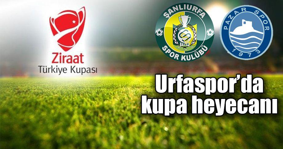 Şanlıurfaspor Pazarspor maçı saat kaçta, nerede?