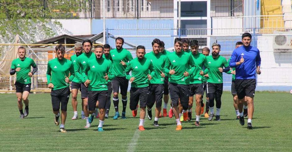 Şanlıurfaspor Pendikspor maçına hazır
