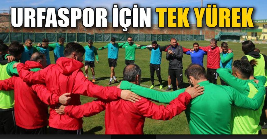Şanlıurfaspor Silivrispor maçına hazır!