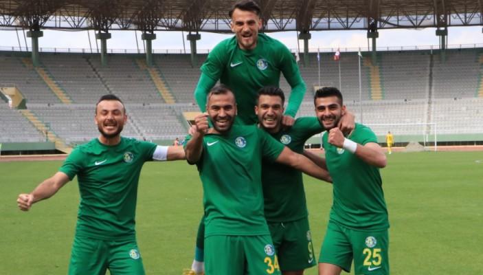 Şanlıurfaspor son 3 maça odaklandı