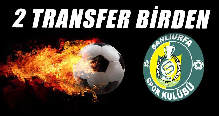 Şanlıurfaspor'da transfer harekatı!