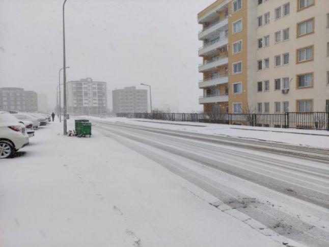 Şanlıurfa'ya yeniden kar bekleniyor