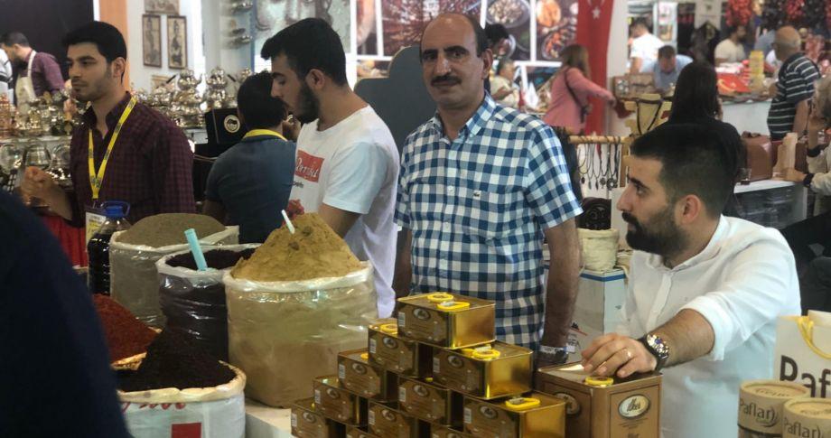 Günak: YÖREX Antalya Yöresel Ürünler Fuarında Şanlıurfa'yı hakkıyla temsil ettik