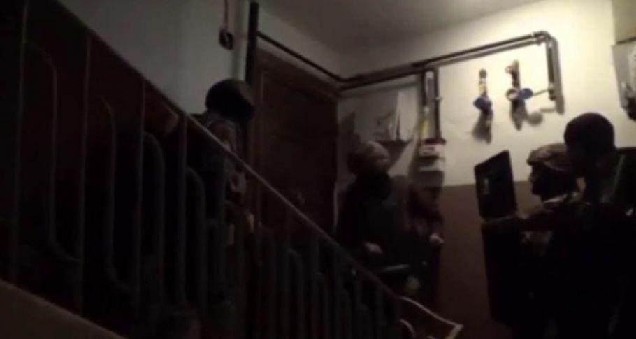 Şanlıurf'da Terör Operasyonu:38 Gözaltı