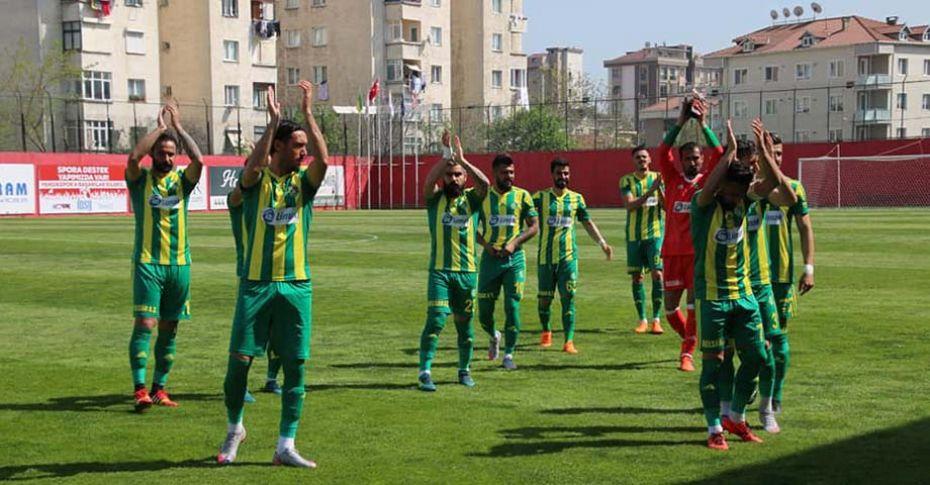 Şanlurfaspor, Pendikspor'u 4 - 1 mağlup etti