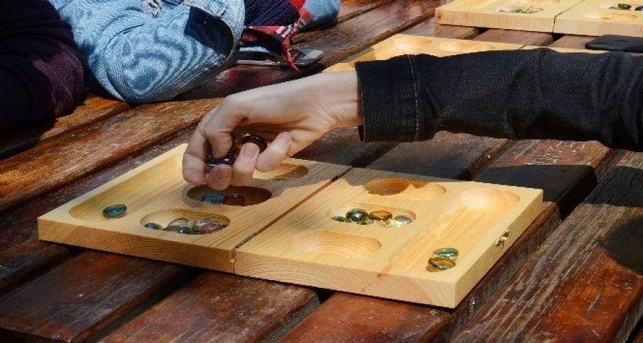 Satranca rakip 4 bin yıllık Yalakkaya oyunu
