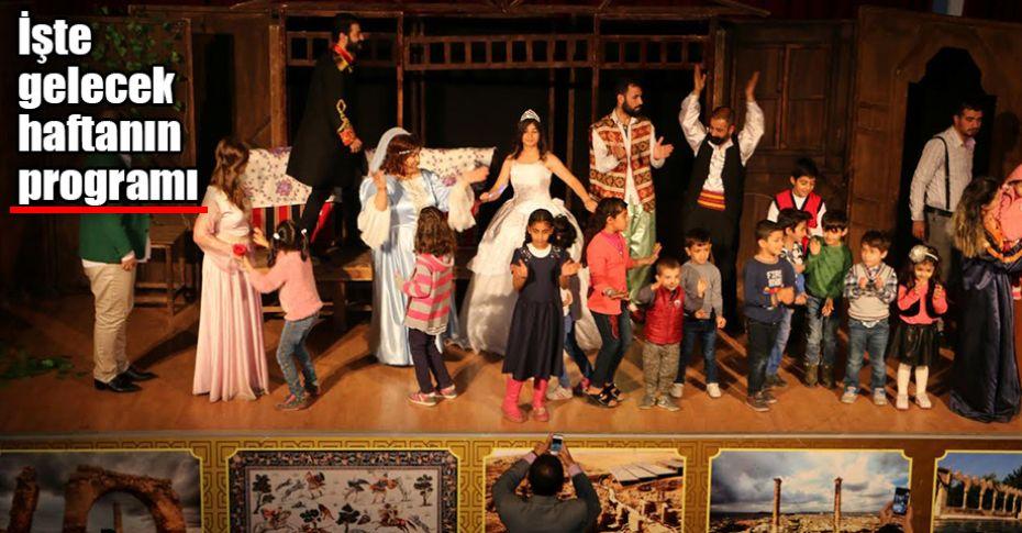 Şehir Tiyatrosu bu kez çocuklar için sahnelendi