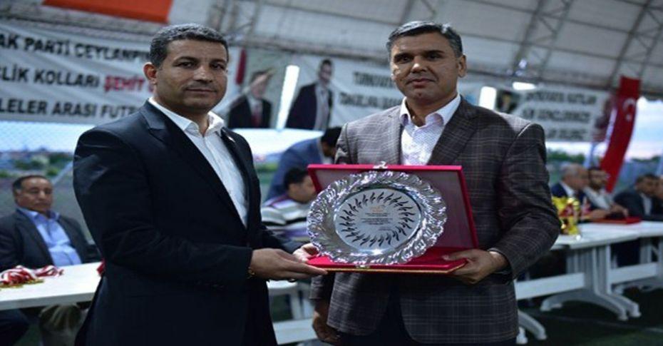 Şehit Ümit Yolcu Turnuvası'nda kazanan Yeniköy oldu
