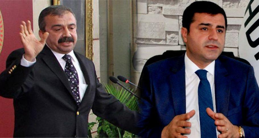 Selahattin Demirtaş ve Sırrı Süreyya Önder'in yargılandığı davada karar