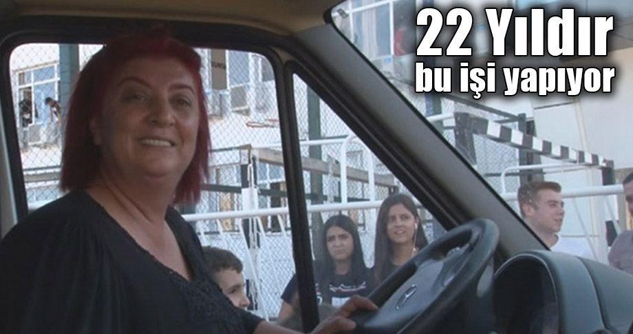 Servisçiye kızıp servis şoförü oldu