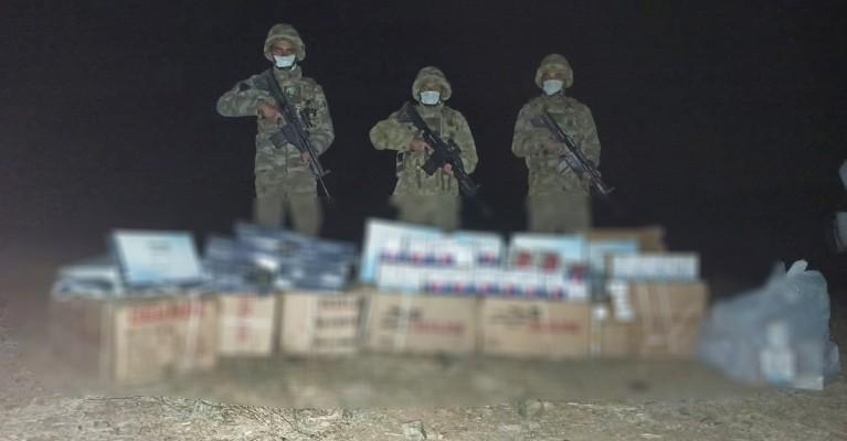 Sınır hattında operasyon: Urfa da aralarında