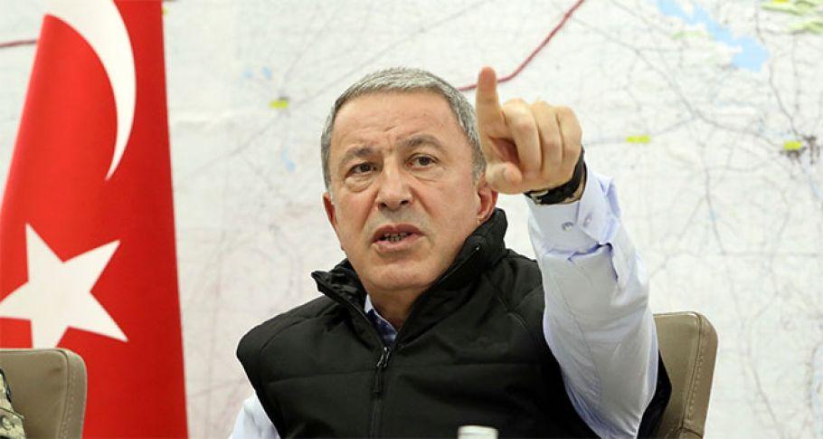 """""""Sınırlarımızda terör koridoru oluşturulmasına izin vermeyeceğiz"""""""