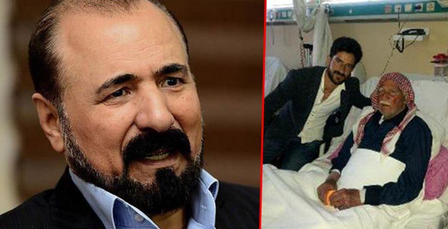 Şivan Perver'in babası hayatını kaybetti
