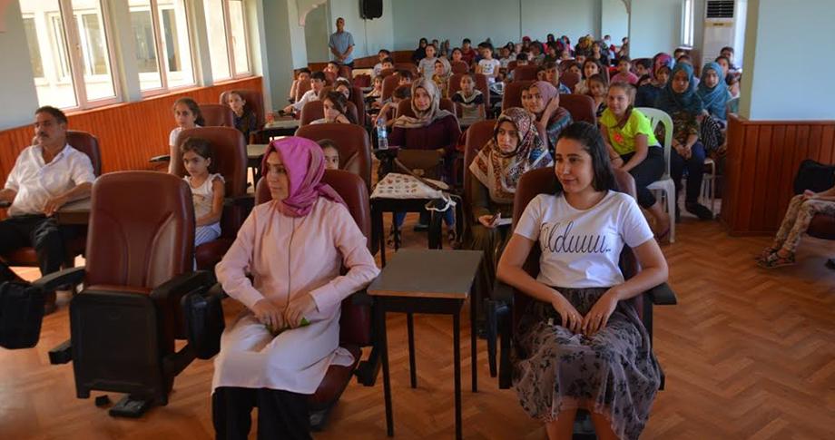 Siverek Belediyesinden değerler eğitimi semineri