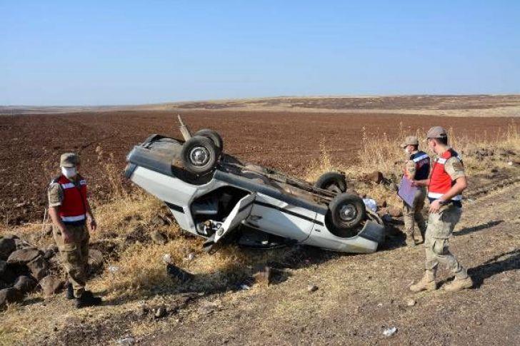 Siverek' de trafik kazası: 4 yaralı