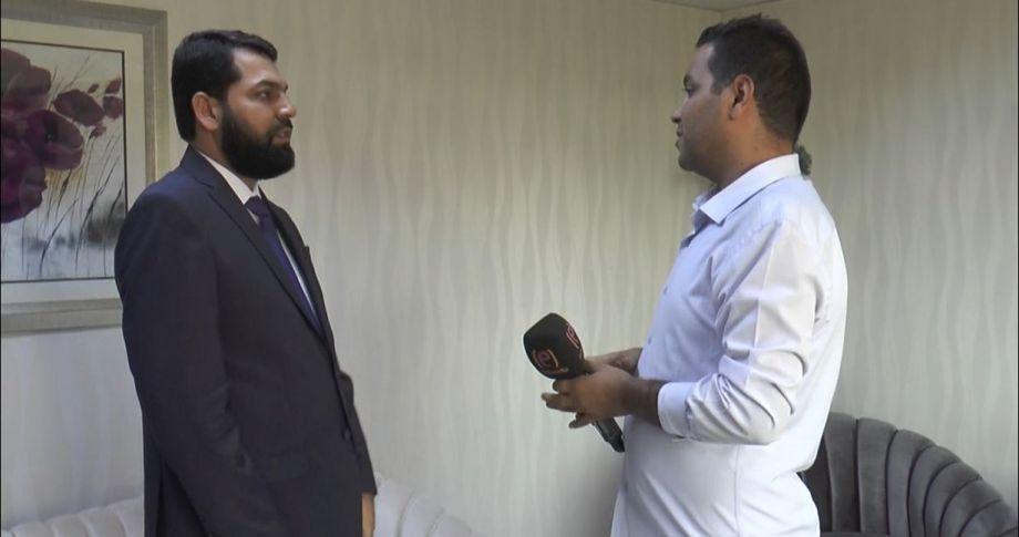 Siverek İlçe Müftüsü Mahmut Yıldızbaş, yapılan çalışmaları anlattı ( Videolu)