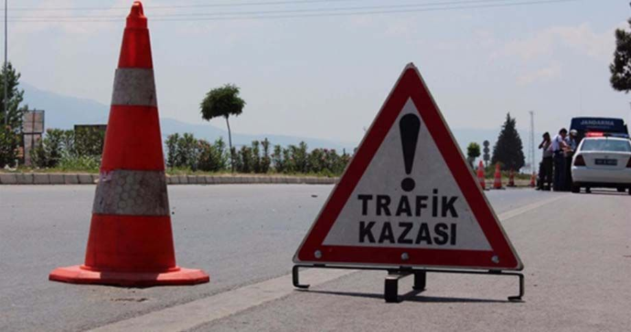 Siverek'te trafik kazası! 1 yaralı