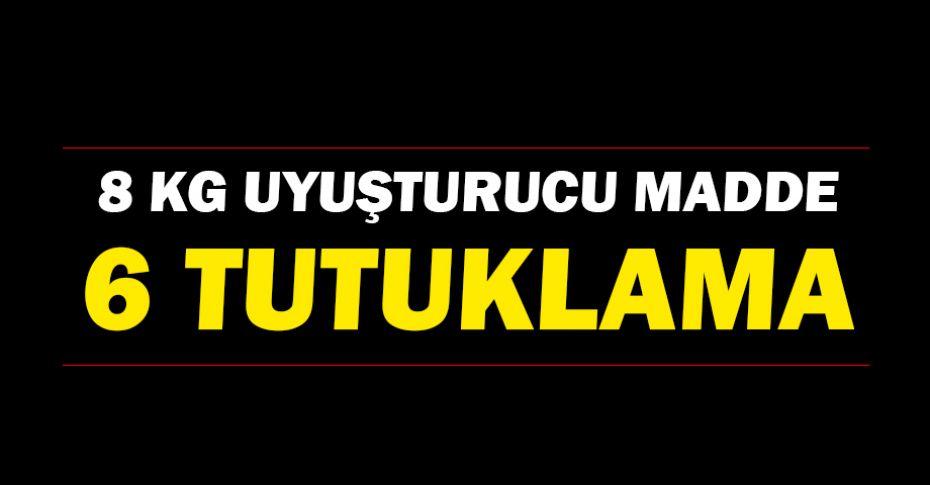 Siverek ve Kızıltepe'de zehir tacirlerine baskın!