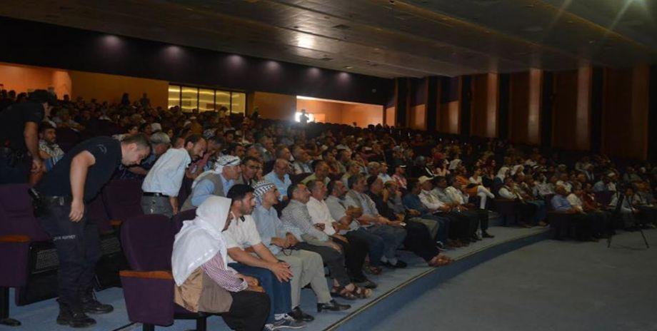 Siverek'te 430 kişilik iş için 1662 kişi başvurdu