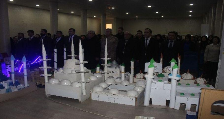 Siverek'te Mimar Sinan eserleri yarışması