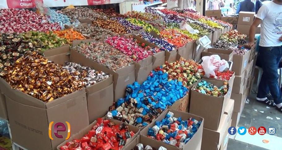 Siverek'te Ramazan Bayramı hazırlıkları başladı