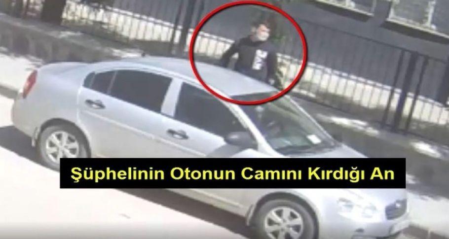 Sokak ortasında maskeli hırsızlık