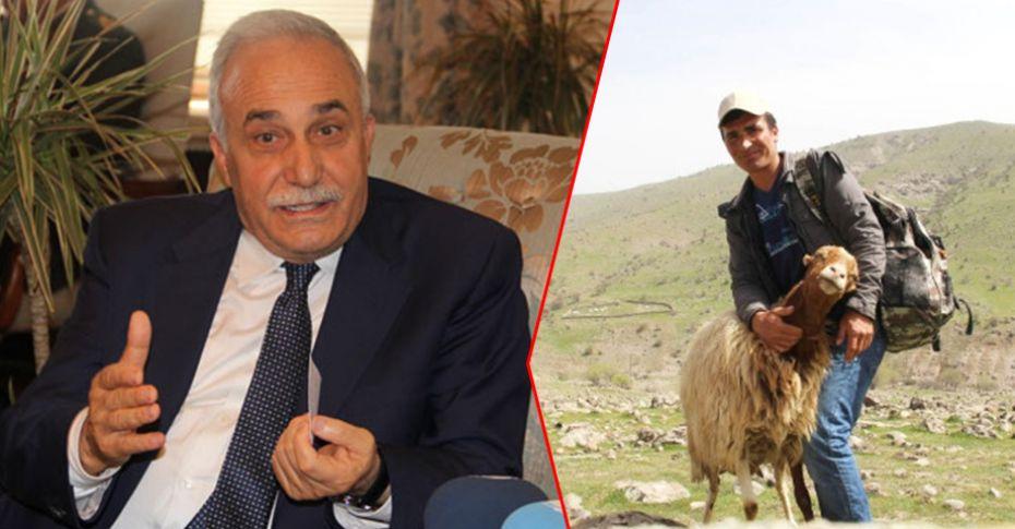 Sosyal medyada gündem olan Çoban'a Fakıbaba'dan destek!