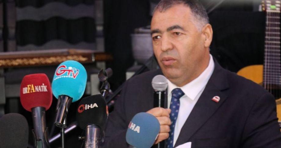 SUÇGAD Başkanı Gülebak'tan 21 Ekim Mesajı...