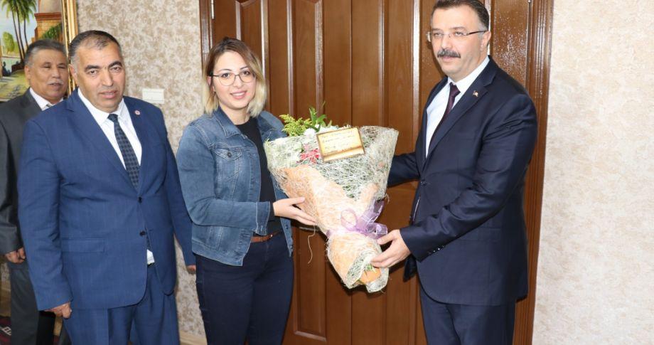 ŞUÇGAD'tan Başsavcı Öztoprak'a Ziyaret