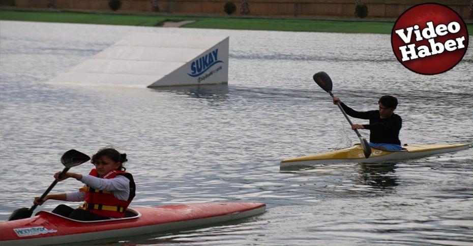 Sukay'da Su Sporları Eğitimi başlıyor