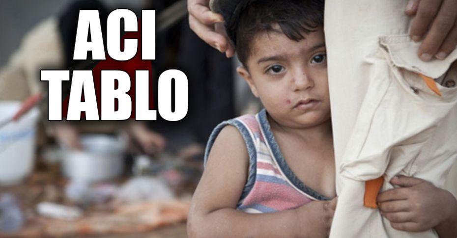 Suriye'de ölen çocuk sayısı 26 bini geçti